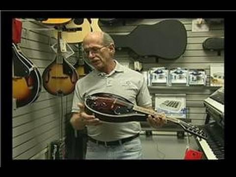 Mandolin : Tips on Choosing the Right Electric Man...