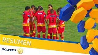 resumen sport huancayo vs alianza 4 2