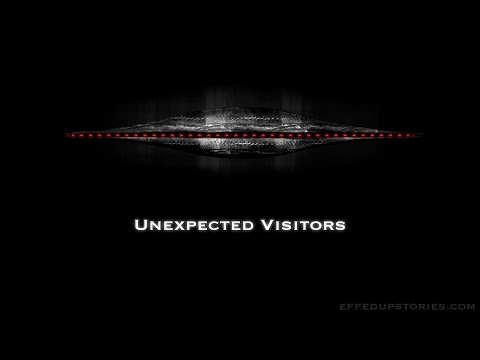 Unexpected Visitors - Aliens in my Bedroom