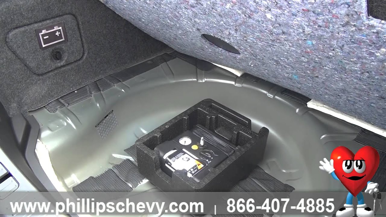 Chevrolet Sonic Owners Manual: Tire Sealant and Compressor Kit