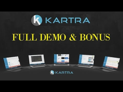 Kartra Review - Full Kartra Demo and Tutorial