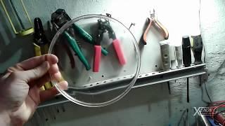 Шлифовка стёкол фар под линзы на ВАЗ 2101
