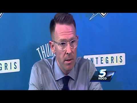 Sam Presti discusses firing of Scott Brooks