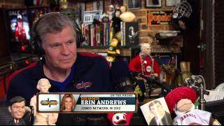 Erin Andrews Explains Cutting Sherman Interview Short 1/20/14