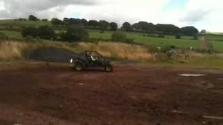 Blitz buggy
