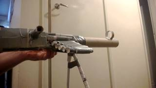 belt fed full auto paper gun