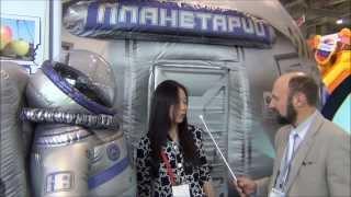 Интервью посетителей выставки