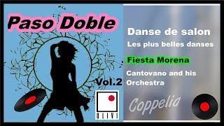 PASO DOBLE - DANSE DE SALON VOL.2 - COPPELIA OLIVI