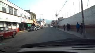 calles del centro de jilotepec edo.mex