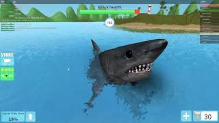 Roblox Piked Dogfish EPISODE 02 # first time shark