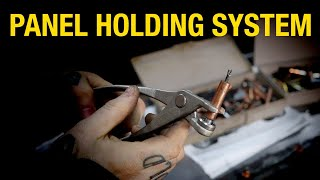 The BEST Way to Hold Panels for Welding or Fitment - Panel Holding System from Eastwood