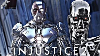 Injustice 2 Online - DON'T MESS WITH THE TERMINATOR!