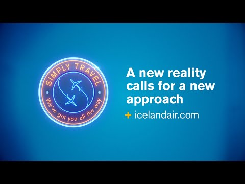 Simply Travel  Choose Flexible Flights | Icelandair