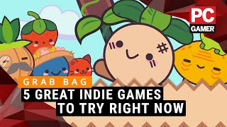 5 great indie games you probably haven't heard of