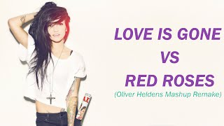 Pep & Rash Vs David Guetta - Red Roses/Love Is Gone