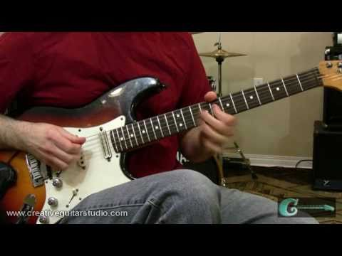 GUITAR THEORY: Dominant Substitution with Minor 7(b5)