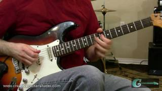 guitar theory dominant substitution with minor 7 b5