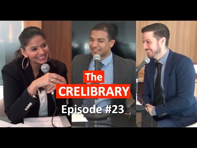 Hospitality Empire with Easton's Group of Hotels CEO Reetu Gupta | CRELIBRARY Episode #23