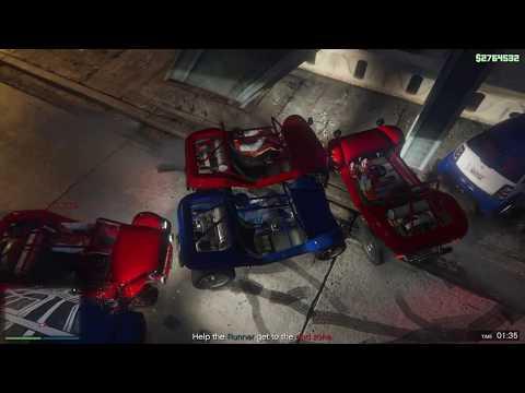 GTA V - The Rider club |