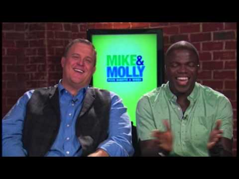 Exclusive interview with Stars of Mike & Molly