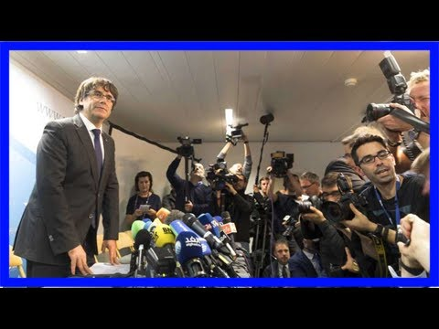Ousted catalan government members to appear in madrid court