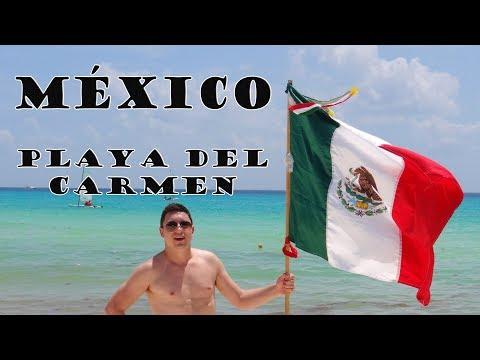 Playa del Carmen - México - Septiembre 2015 - Gopro Hero 4 (Ver en 1080 HD)