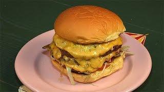 Happiest Hours Happiest Burger Recipe