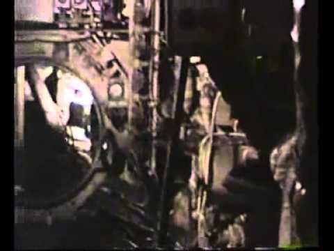 Съемки внутри АПЛ Курск оперативная съемка