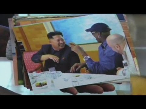Dennis Rodman on North Korean leader Kim Jong-un: He's my friend for life