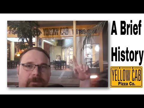 What is Yellow Cab Pizza? - My #Kwento