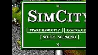 SimCity Classic advertisement