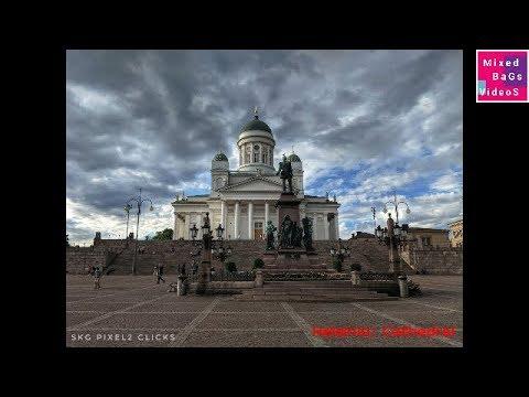 Helsinki and Espoo, Finland.