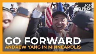 Go Forward | Andrew Yang in Minneapolis