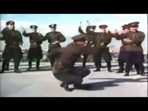 Soviet Russian Soldier Jumpstyle/Cossack Dance is not a Crime!