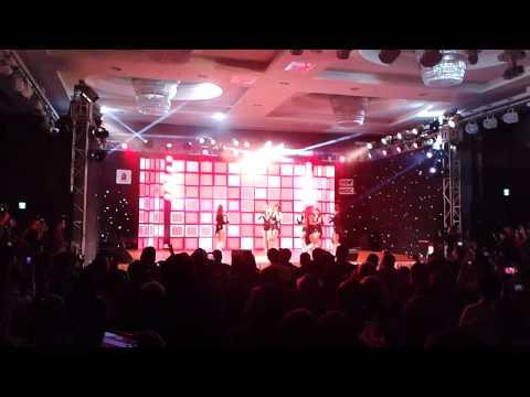 T ara gây sốc khi làm thế này tại Việt Nam 2015 [Full HD]