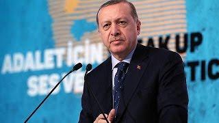 Erdoğan'dan AP'ye sert uyarı: Daha ileri giderseniz sınır kapıları açılır