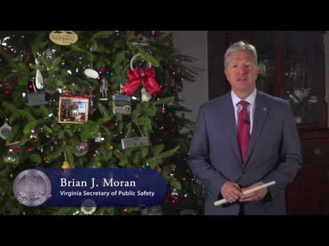Holiday Candle Fire Safety Message from Secretary Brian Moran