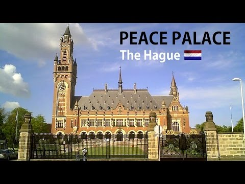HOLLAND: Peace Palace / Vredespaleis - The Hague [HD]