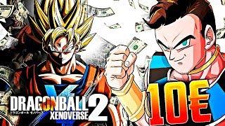 😱 SI ME GANA LE DOY 10 $😱 Dragon Ball Xenoverse 2