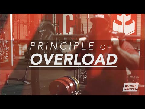 Smart Training is Hard Training: The Principle of Overload