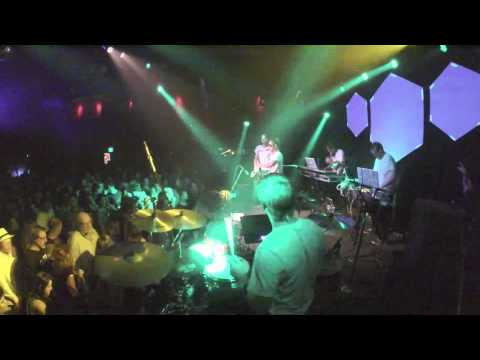 """Sidewalks"" - NVO live at the Independent SF 6/20/2014"