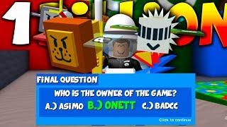 ANSWER THIS CORRECT AND YOU GET 1 BILLION HONEY! - Roblox Bee Swarm Simulator w/OpaOsiris