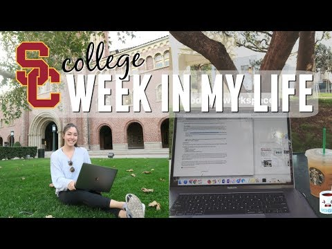 college week in my life: being an introvert in college
