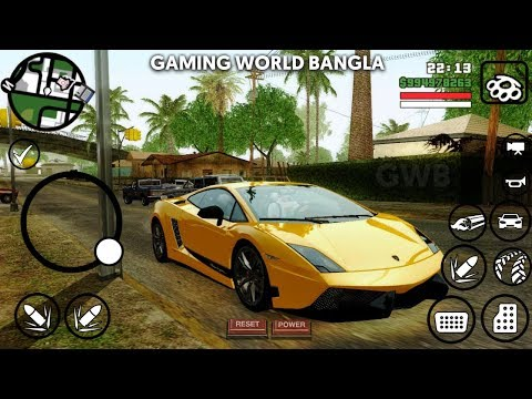 GTA V Android 2018 HD Real Graphics Modpack | GTA SA Android | Only 220 MB :-) Also Support Nougat