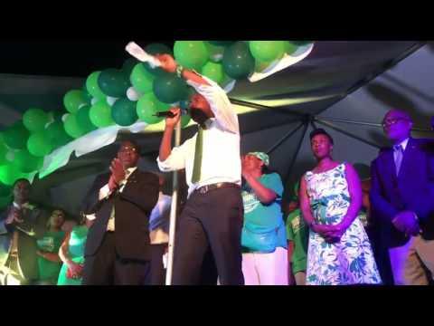 Progressive Labour Party Victory Celebration | BERMEMES