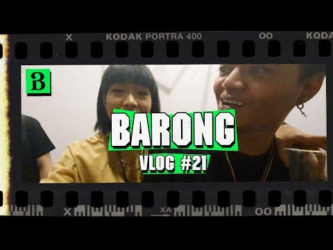THE BARONG FAMILY VLOG #21 – DWP JAKARTA