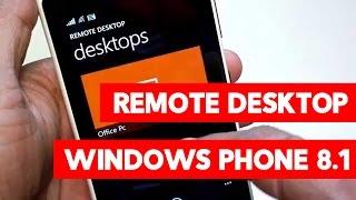 видео Как настроить удаленное управление компьютером через смартфон на Android или iOS