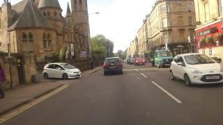 GLASGOW CITY REAL TOURS ~ West Regent St To Finnieston Via Glasgow City Center.