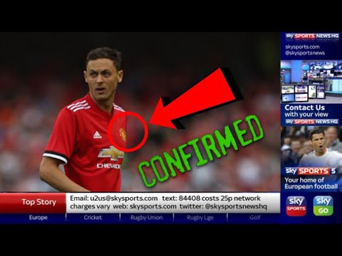 SKY SPORTS CONFIRM MATIC TO MANCHESTER UNITED!!!