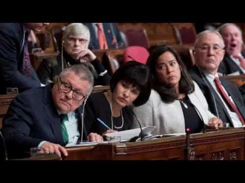 Audio only: Senate sitting, C-45 second reading, February 8th